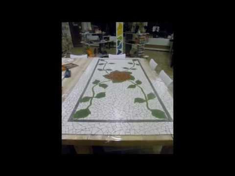 How To Make Mosaic Bathroom Floor