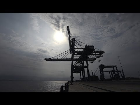New Owendo International Port, Gabon, Teaser