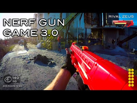 Thumbnail: Nerf meets Call of Duty: Gun Game 3.0 | First Person in 4K!