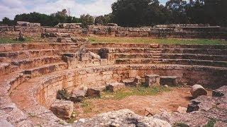 Auditorios Antiguos 33/35 - Odeones de la Cyrenaica Romana - Prof. Manuel Lafarga