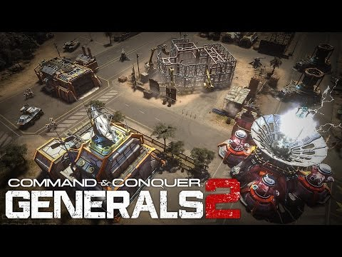 Command & Conquer Generals 2 - EU Faction
