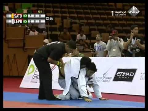 ADW Pro 2012 Final Roberto Satoshi vs Lucas Lepri