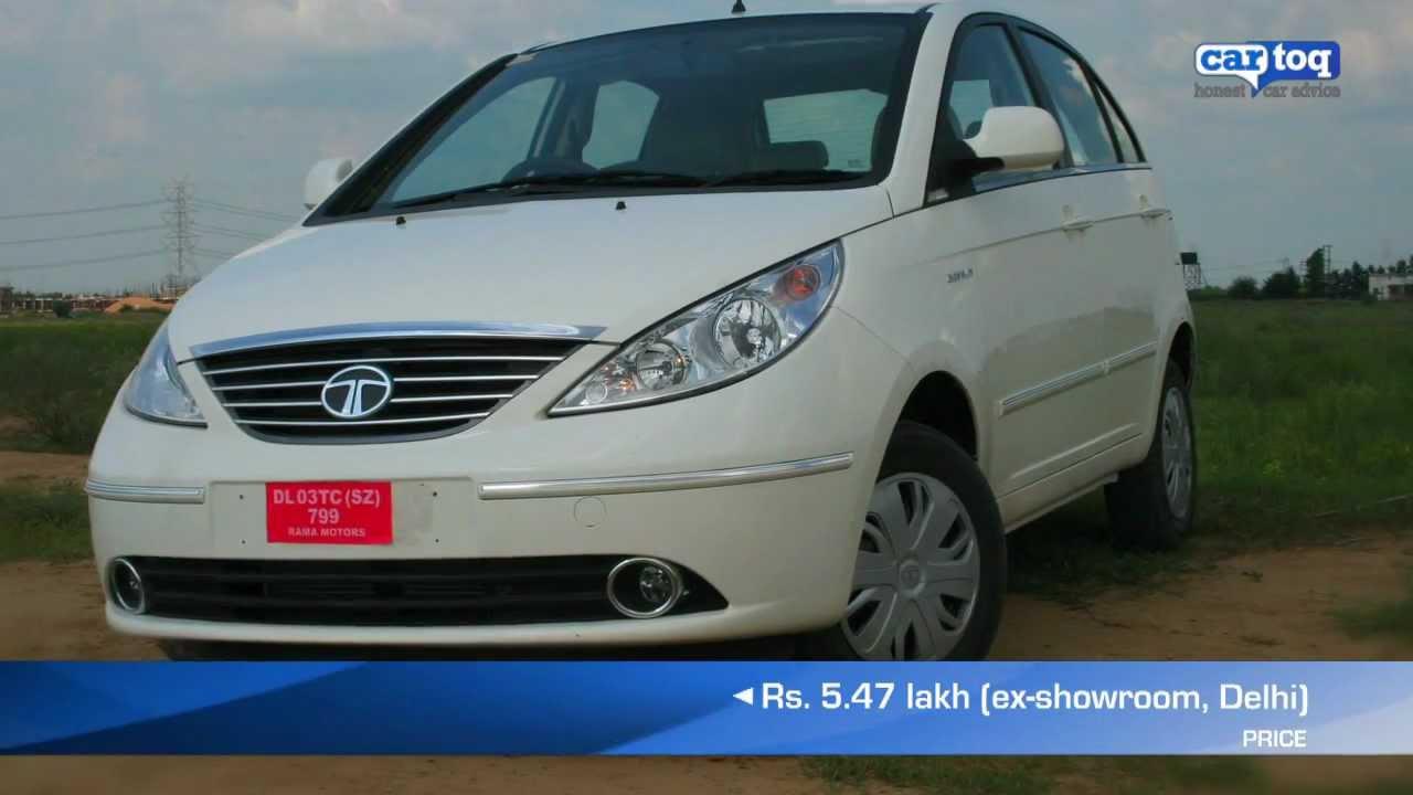 Tata Indica Vista VX Video Review by CarToq.com - YouTube