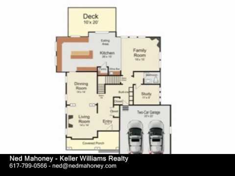 122 Valley Road Needham, Ma 02492 Single-family Home