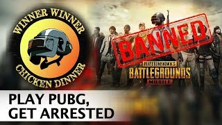 Days After PUBG Ban, 10 Arrested By Rajkot Police | NewsMo