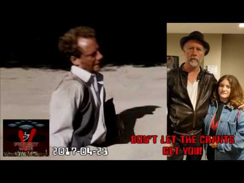V actor Xander Berkeley gives a shoutout to Project Alice!