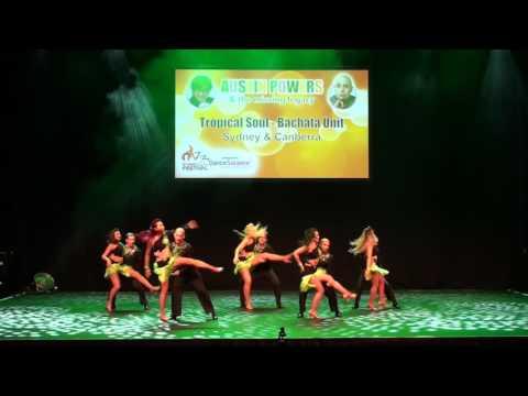 Sydney Latin Festival 2017 - TROPICAL SOUL BACHATA UNIT