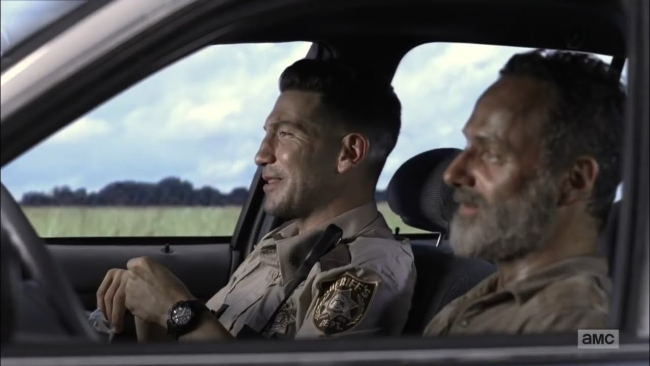 Download The Walking Dead 9x05 : Rick sees Shane