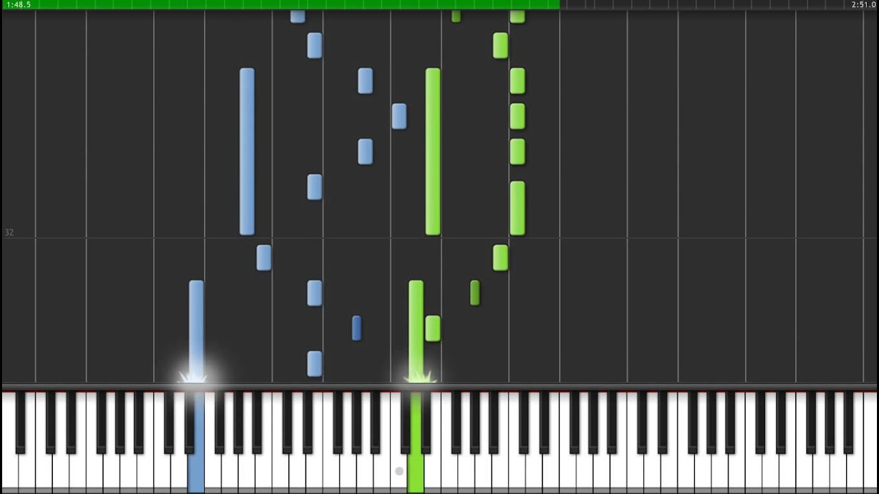 How to play Stars from Les Miserables on piano