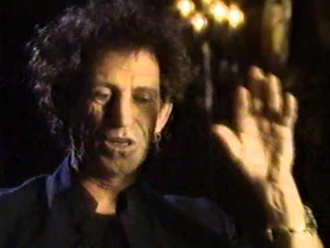 Rolling Stones   Voodoo Lounge interviews