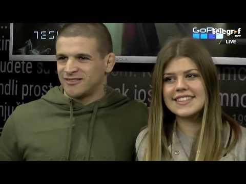 Sudar titana u ringu Telegrafa: Dušan Džakić vs Vaso Bakočević u Tekkenu