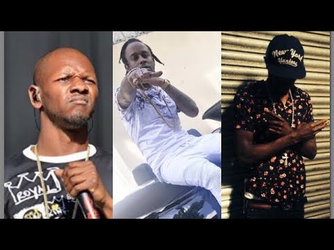 Giggs - Times Tickin Remix Ft. Popcaan x D Blackz