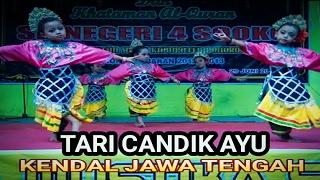 TARI CANDIK AYU - Penampilan Hebat Anak SD full mp4 HD