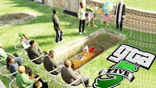 Baixar BALLAS Vs GROVE STREET FAMILIES: INVASÃO NO FUNERAL - GTA V PC MOD