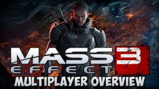 Mass Effect 3 Demo [PC] - Multiplayer Overview