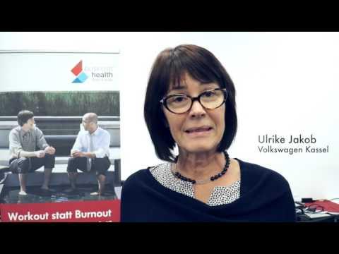 Referentin für betriebliches Gesundheitsmanagement - business health Marina Diané
