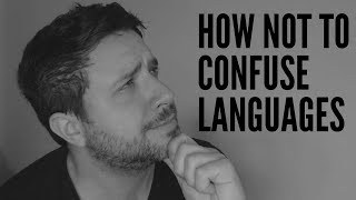 How not to Confuse Languages