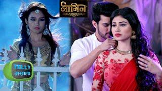 Sesha Angry Seeing Shivanya's Love For Ritik | Naagin