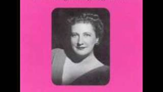 "Helen Traubel Sings ""Home, Sweet Home.""   1946"