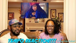 Lizzo - Tempo (feat. Missy Elliott) [Official Music Video] REACTION