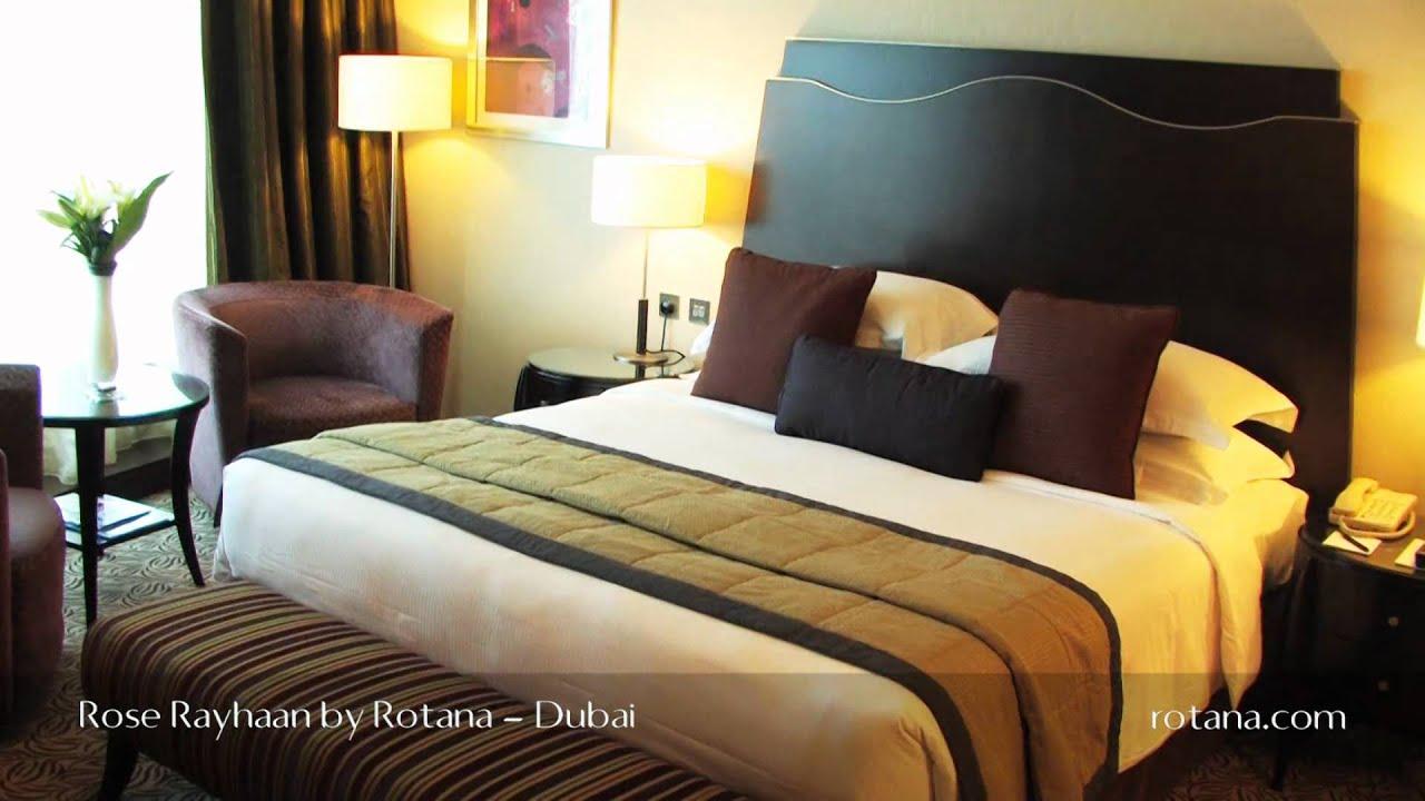 Rooms Suites Rose Rayhaan By Rotana Dubai United Arab