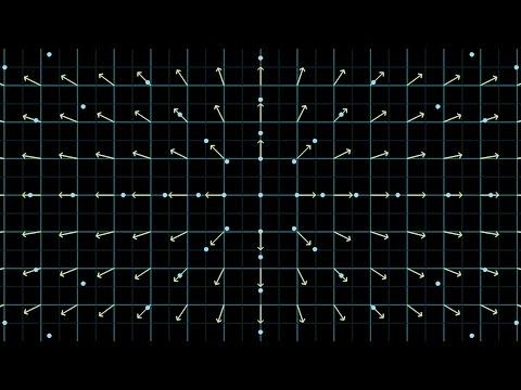 Vector field source example