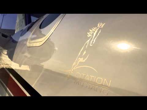 Citation Mustang Generator Control Unit Fault Troubleshooting