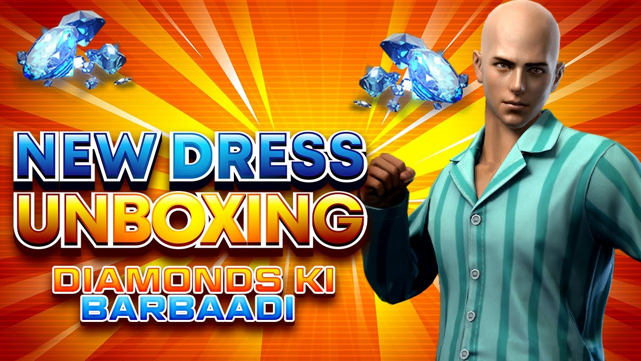 Free Fire New Event Saitama Dress Unbox Diamond Waste? - Garena Free Fire