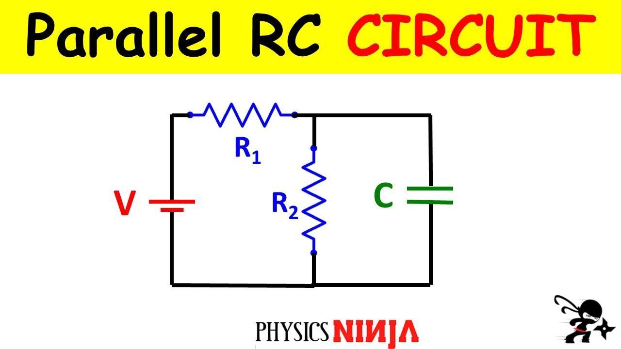 medium resolution of rc circuit diagram