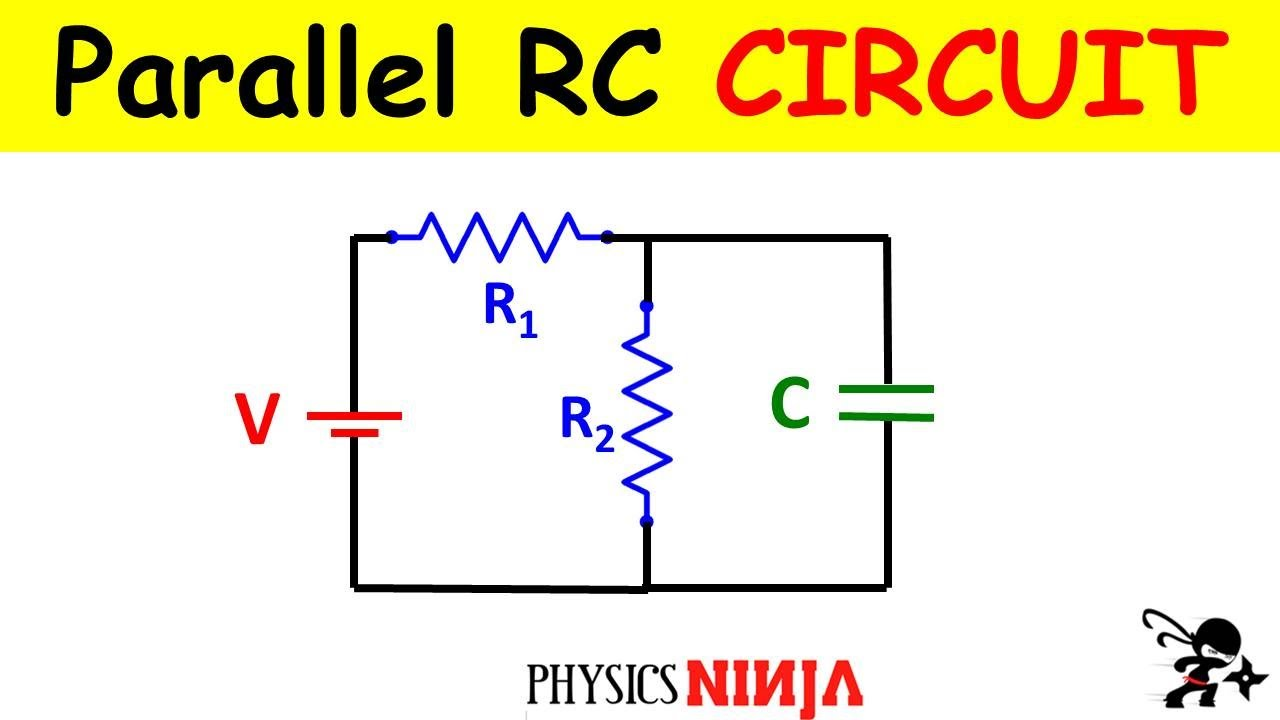 rc circuit diagram [ 1280 x 720 Pixel ]