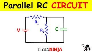 Parallel RC circuit