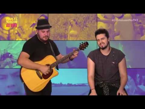 Canta Luan no TVZ - Love Yourself Justin Bieber - Bloco 04 - 31 07