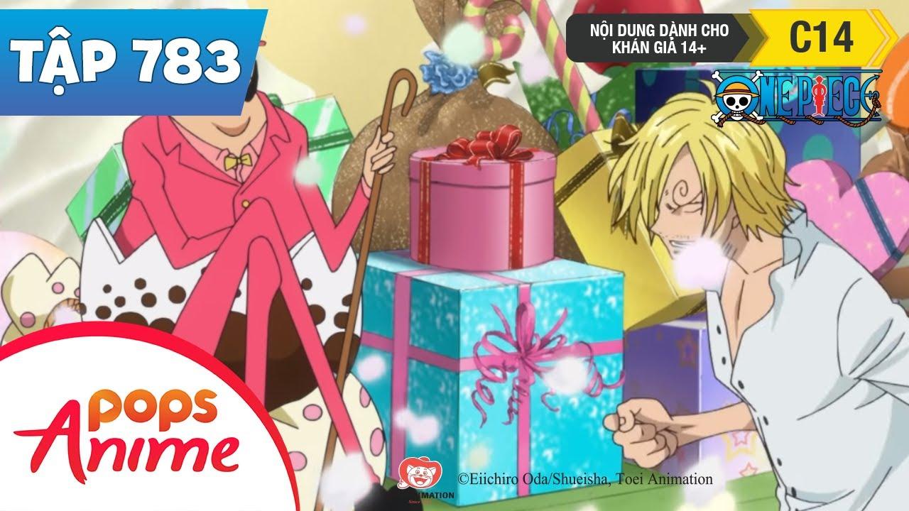 One Piece Tập 783 - Sanji Hồi Hương, Tiến Vào Lãnh Địa Của Big Mom! - Đảo Hải Tặc