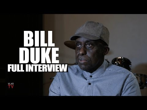 Bill Duke on Menace II Society, Arnold Schwarzenegger, Racism (Full Interview)