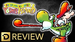 Super Mario World 2: Yoshi's Island - Review