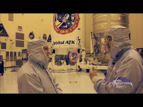 Insider Interview Dan Tani discusses the OA 6 Cygnus