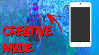 GET TO THE MAIN ISLAND GLITCH IN FORTNITE SEASON 7!! FORTNITE CREATIVE MODE/BATTLE ROYALE