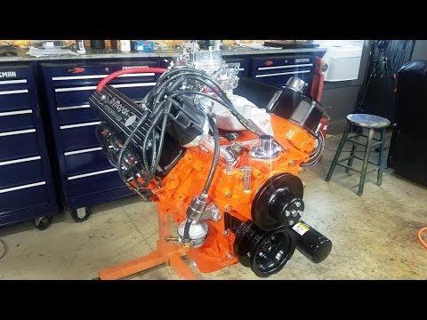 440 MOPAR Big Block Engine Building - Guess the Horsepower Contest