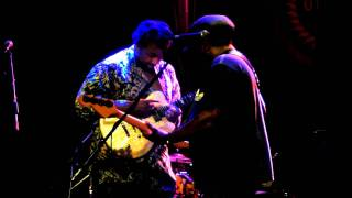 BLACK STONE RAIDERS - Jean Paul Bourelly, Darryl Jones & Will Calhoun