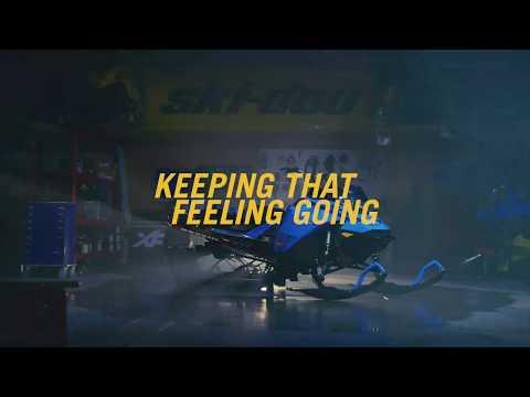 Ski-Doo Parts & Maintenance
