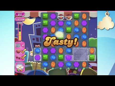 Candy Crush Saga Level 2528 No Booster FUN LEVEL