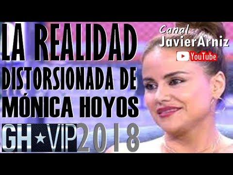 MÓNICA HOYOS* LA PEOR CONCURSANTE DE GH*VIP 2018 #Telecinco #Television #Noticias #SomosLaAudiencia