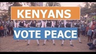 Kenyans for Peace | Saratina Parody