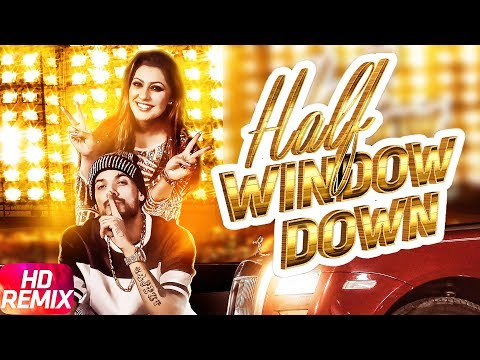 Half Window Down | Dhol Mix | Ikka | Neetu Singh | Dr Zeus | Speed Records