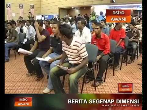 Malaysia bebas pendatang asing tanpa izin pada 2020