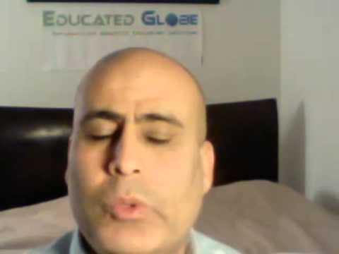Educated Globe intro   English