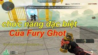 Fury Ghost Có Chức Năng Cực Kỳ Đặc Biệt Trong Zombie Escape | TQ97