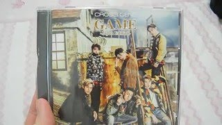 (크로스진) Cross Gene - 3rd Mini Album - Game - Japan Edition - …