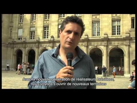 """Interview du réalisateur Kleber Mendonça Filho - conversation autour de """"Les bruits de Recife"""""""
