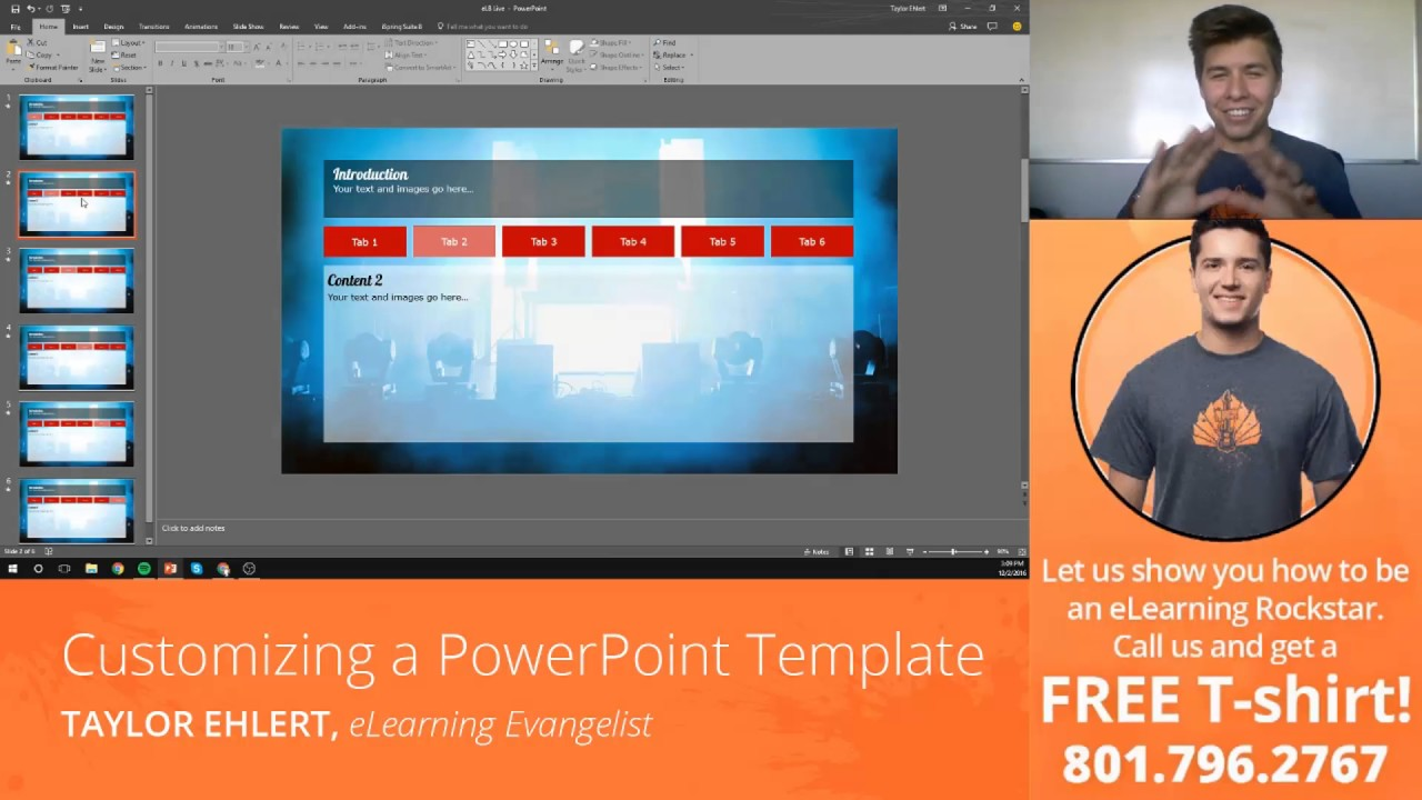 Facebook live customizing a powerpoint template youtube facebook live customizing a powerpoint template pronofoot35fo Gallery